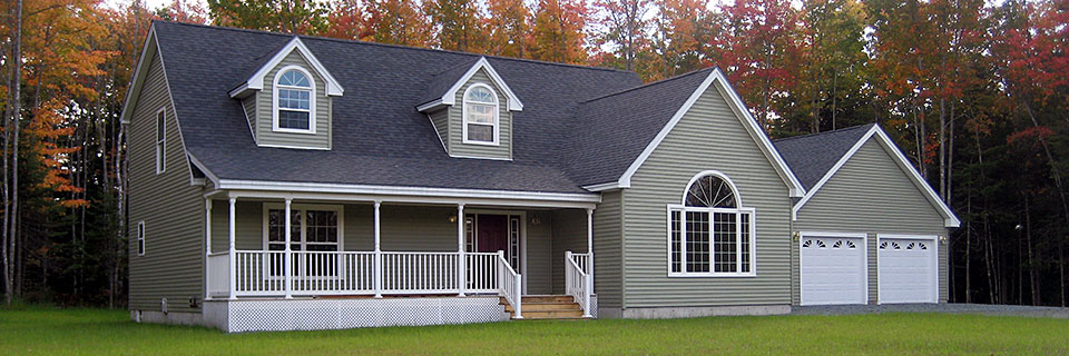 Maine green modular homes leed certified modular homes for Maine eco homes
